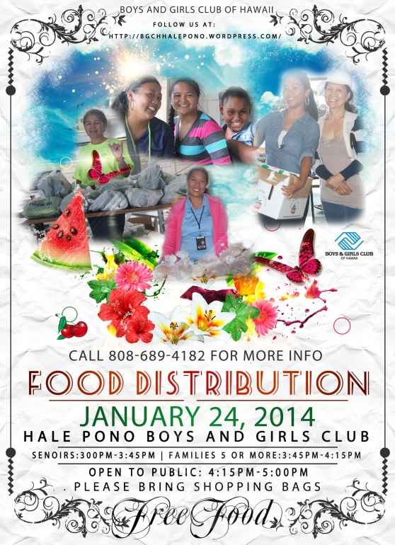 food distribution2014